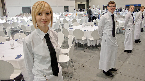 4 Scientific Reasons Why Waiting Tables Is the Most Stressful Job Out There