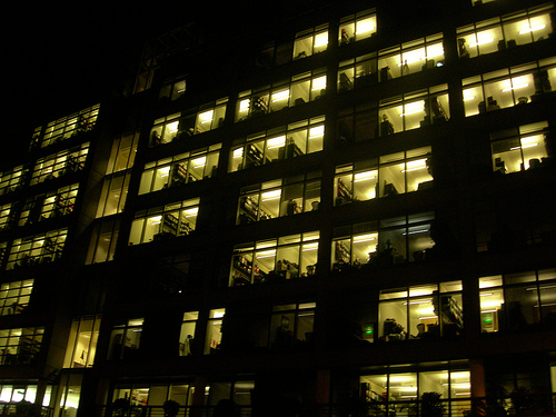 Behold, the 5 Scariest Office Ghost Stories