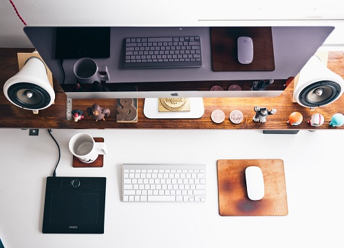 5 Ways to Create a Fresh, New Workspace for the New Year