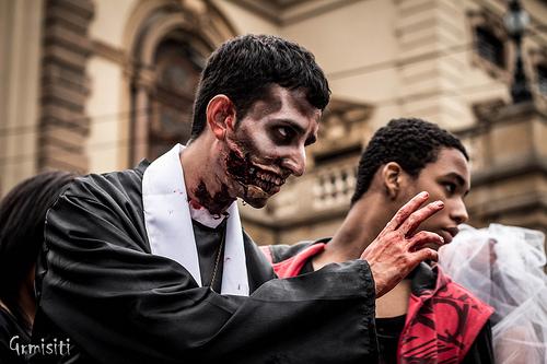 zombie students