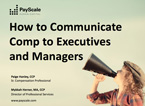 communicating with executives and managers