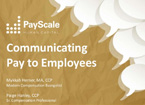 Communicating Pay to Employees webinar