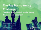 The Pay Transparency Challenge