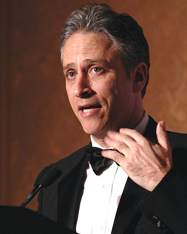 Jon Stewart Comes Clean About His Top-Secret Bootcamp for Vets