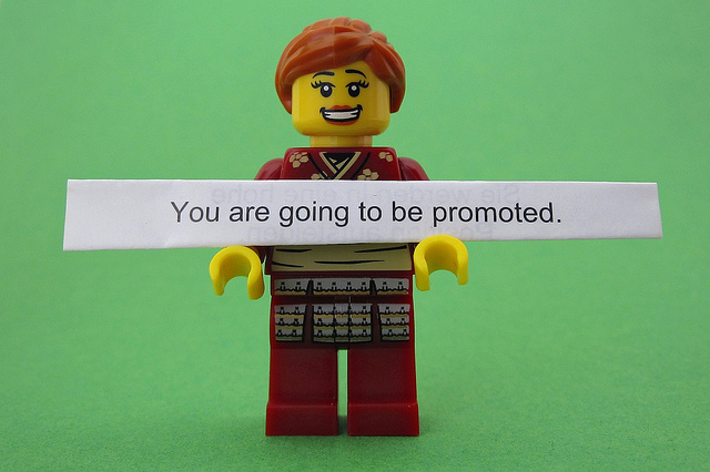 5 Ways to Earn a Promotion Without Asking for One