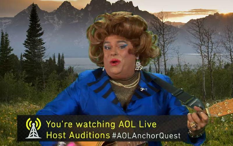 AOL Live Audtions
