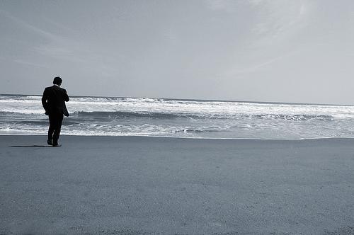 business beach