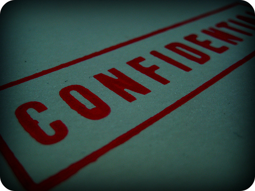 Shhh! The Hunt for Job Search Confidentiality