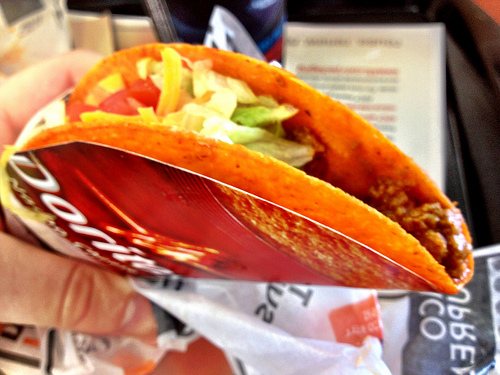 Can Doritos-Flavored Tacos Save the Economy?