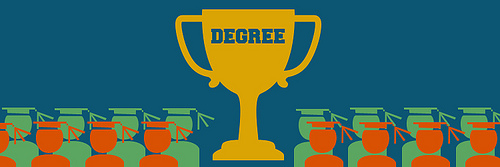 For Some Jobs, You Now Need a Graduate Degree