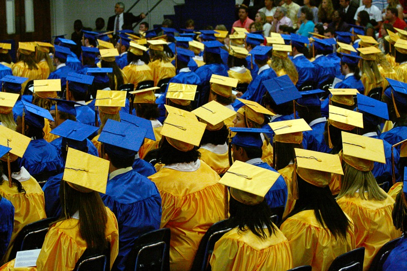 Soon, a High School Diploma Won't Get You a Job Anywhere