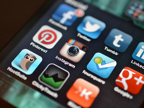 Getting Hired Through Social Media: It's a Thing Now