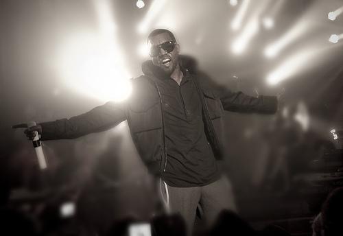 Even Kanye West Looks for Candidates on LinkedIn