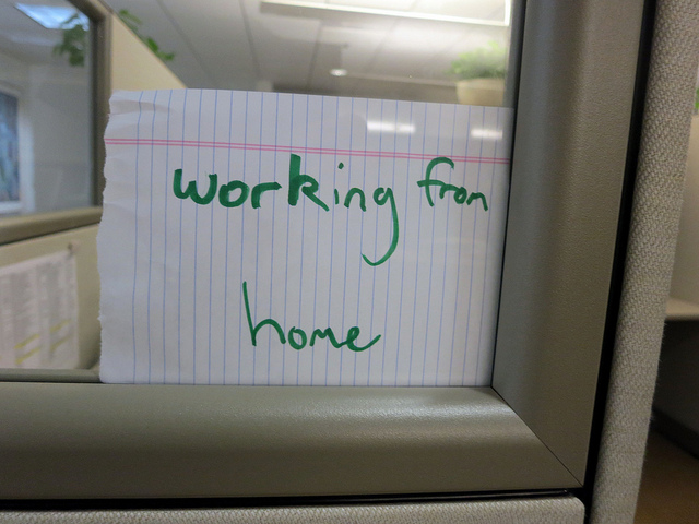 5 Things You Learn About Yourself By Working From Home