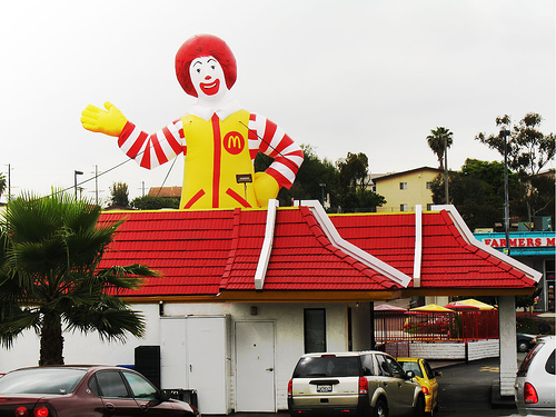 Whoops! McDonald's Accidentally Illustrates That It's Impossible to Live on Minimum Wage