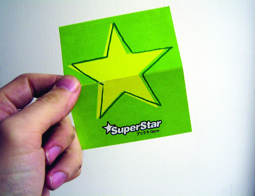 super star Type A Type B