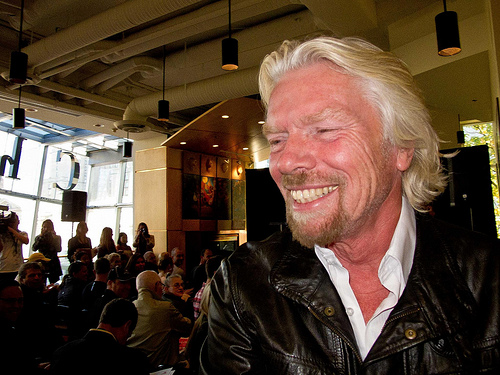 Your Knight in Shining Armor: 3 Lessons in Success from Sir Richard Branson