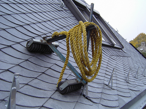 Roofing Is Not for the Faint of Heart
