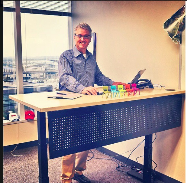 Desk Envy? How Standing Desks Can Get You Noticed at Work