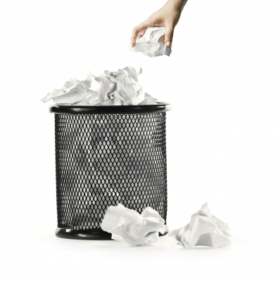 8 Mistakes That Will Get Your Resume Tossed Out and Your Candidacy Terminated