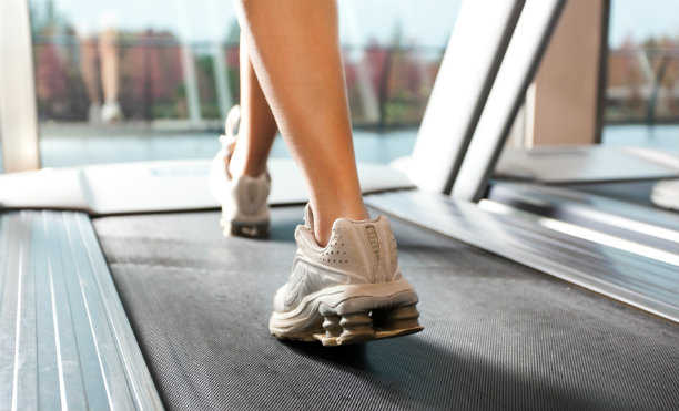 Treadmill Desks Have Employees Staying Active While They Work