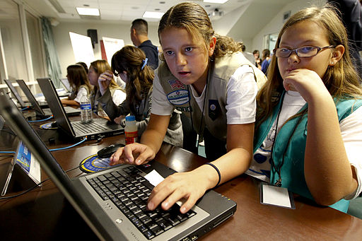 Girl Scouts Introduce The Video Game Developer Badge