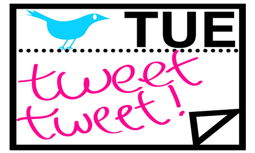 What's Trending on Twitter? - Interviewing, Health Datapalooza, and Lululemon