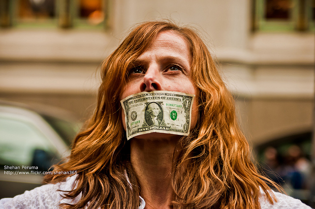 Put Your Money Where Your Mouth Is: Women and Money Talks