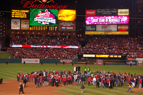 World Series Will Bring Economic Boost to Boston and St. Louis