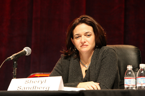 Sheryl Sandberg on Gender Inequality, Women in Tech and Free Speech