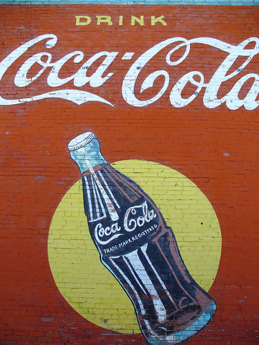 Coca-Cola Steps up -- or Does It?