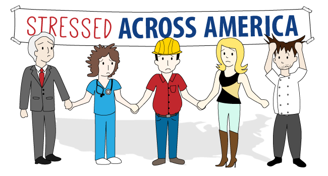stressed across america