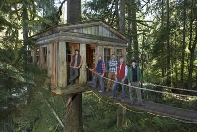 Treehouse Master