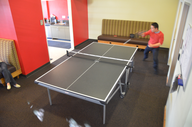 Ping-Pong Power Players: Perry and Mariya of PayScale
