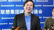 Lenovo CEO Distributes His $3 Million Bonus Among Employees
