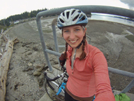 Meet Captain Kaylyn, PayScale's Bike to Work Month Leader