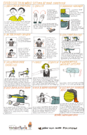 11 Stress-Busting Desk Exercises [infographic]