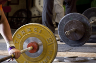The Gender Pay Gap and Olympic Weightlifter Holley Mangold