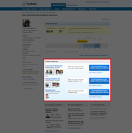 PayScale Likes LinkedIn and Facebook