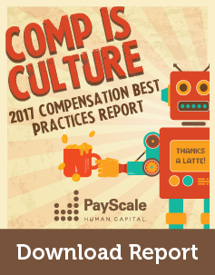 PayScale Compensation Best Practices