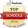 top job meaning schools