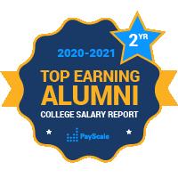 Top Earning Alumni - 2 year
