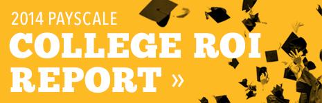 college roi report