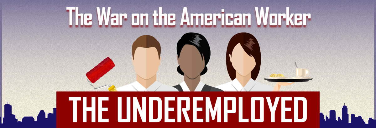 The Underemployed