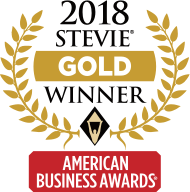 American Business Awards 2018 Gold Winner