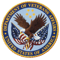 Department of Veteran's Affairs logo