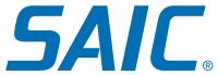 Science Applications International Corporation (SAIC) logo