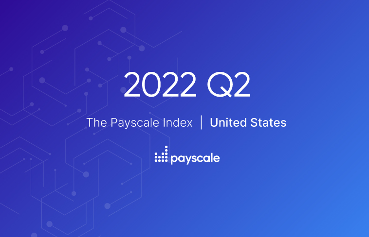 The Payscale Index Of Job Salaries List Of Industries