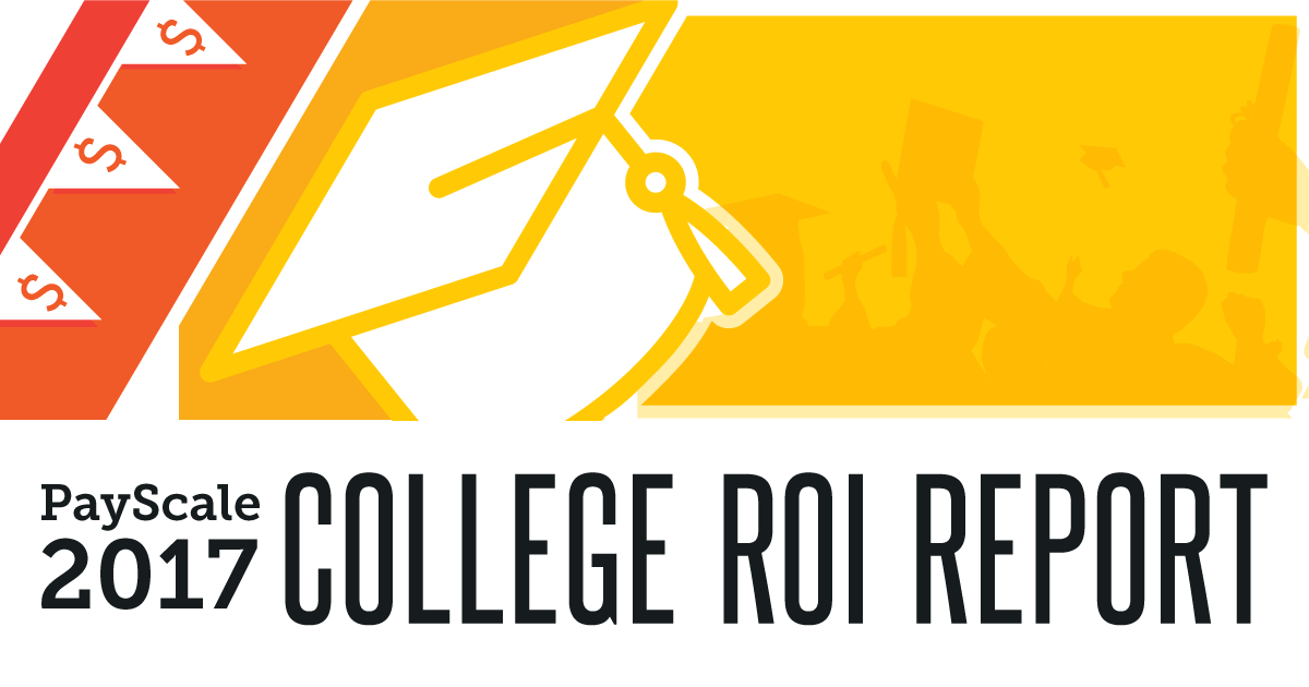 PayScale College ROI Report: Methodology