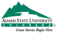 Adams State College logo